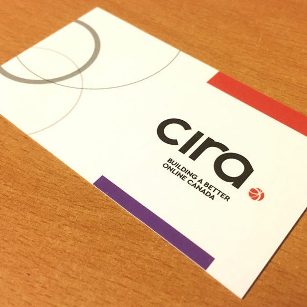 Business Card Design - Front