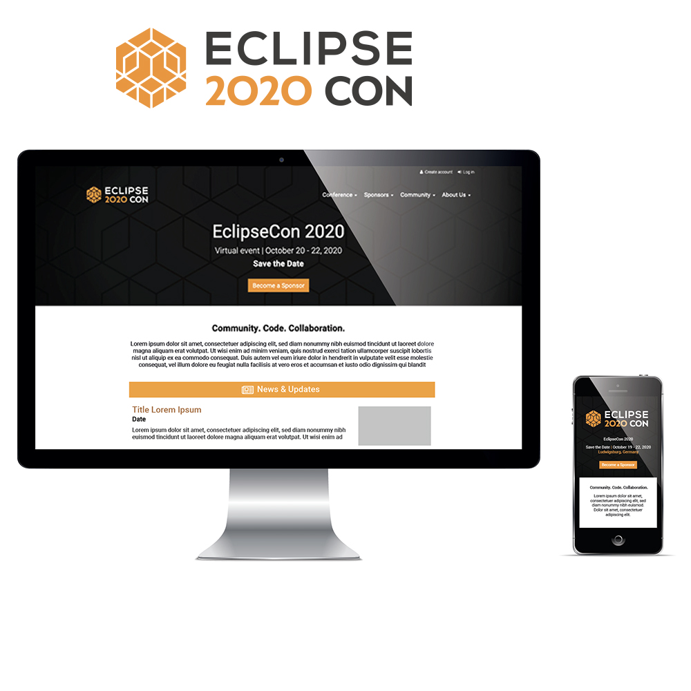 EclipseCon Website and Branding