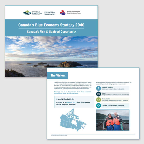 Canada's Blue Economy Strategy 2040